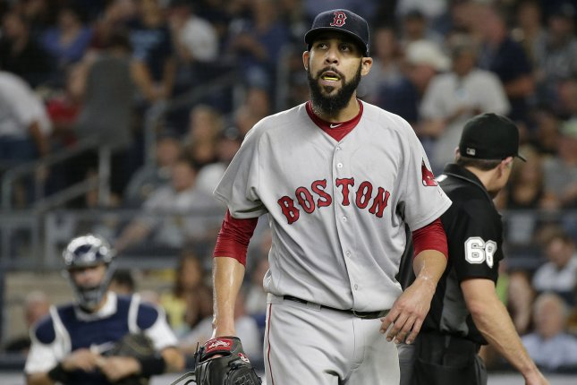 Red Sox catcher plunks umpire Joe West with errant throw to second