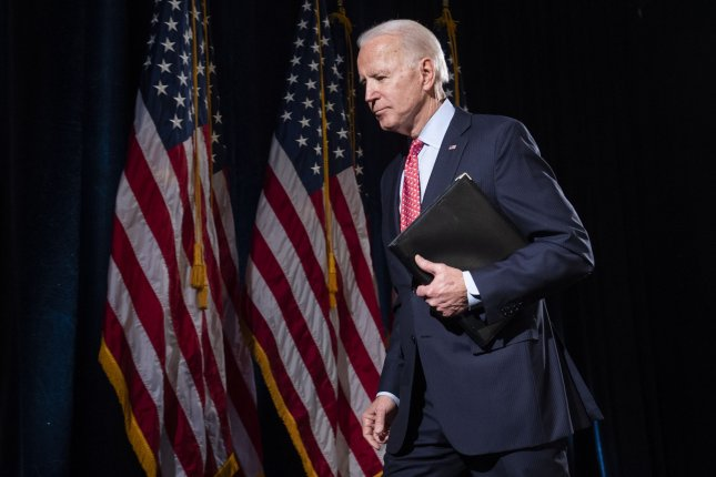 President-elect Joe Biden on Thursday unveield proposals to address a number of key priorities of his incoming administration, which include vaccinating Americans against the coronavirus disease and stimulating the U.S. economy. File Photo by Kevin Dietsch/UPI