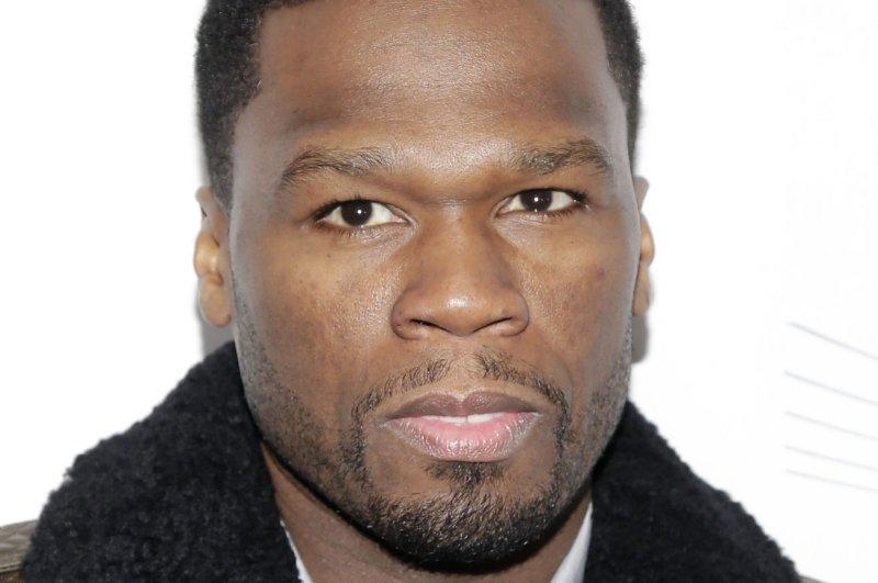 Curtis '50 Cent' Jackson. UPI/John Angelillo