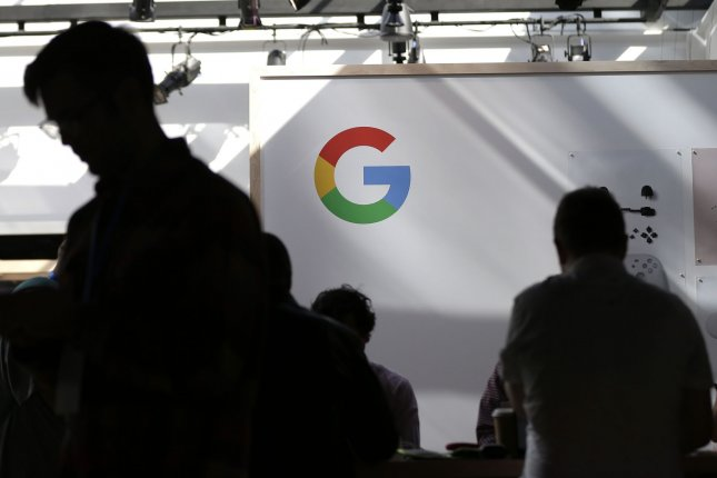 News producers have complained for years that advertisers have been moving their money to social sites like Google for their content, which appears in search results and on dedicated news pages. File Photo by John Angelillo/UPI