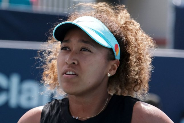 Naomi Osaka withdrew from the 2021 French Open last week and took a break from the sport to address her mental health. File Photo by Gary I Rothstein/UPI