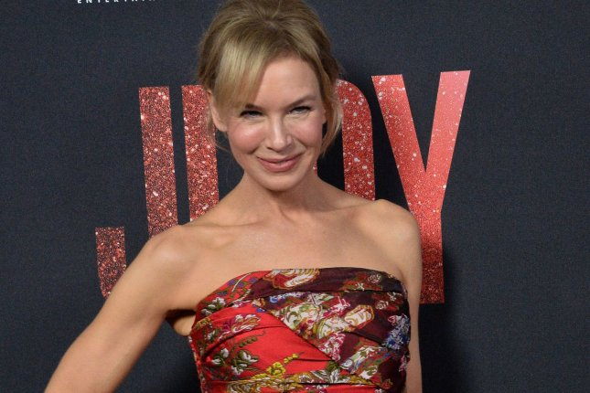 Cast member Renee Zellweger attends the premiere of Judy in Beverly Hills on September 19. File Photo by Jim Ruymen/UPI