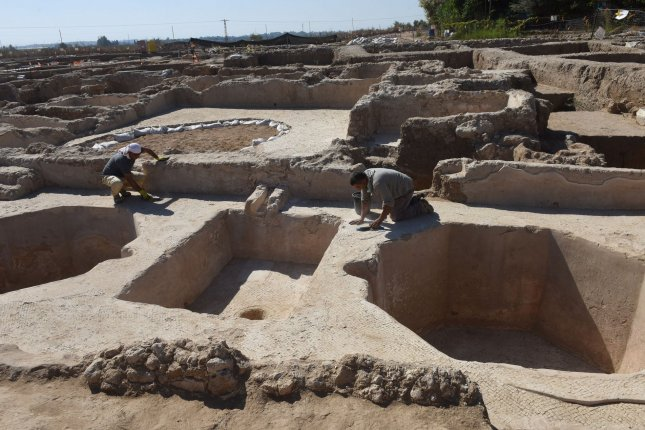 Archaeologists in Israel uncover large 1,500-year-old wine factory