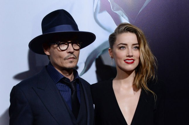 Amber Heard and her fiance, actor Johnny Depp will reportedly tie the knot in the Bahamas on the weekend of Feb. 7. Photo by Jim Ruymen/UPI
