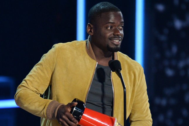 Daniel Kaluuya was nominated for best actor at the 27th Gotham Awards, marking one of four nominations for Get Out. File Photo by Jim Ruymen/UPI