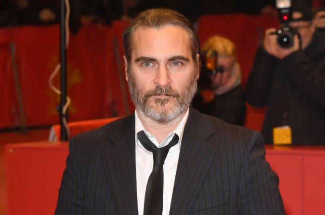 Joaquin Phoenix plays the title character in the movie Joker. File Photo by Paul Treadway/UPI