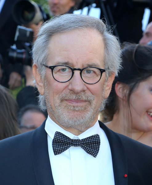 Jury President Steven Spielberg arrives on the red carpet before the screening of the film La Venus a la fourrure (Venus In Fur) during the 66th annual Cannes International Film Festival in Cannes, France on May 25, 2013. UPI/David Silpa