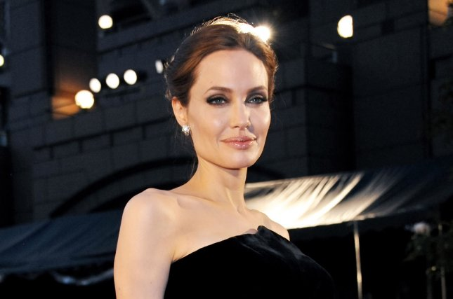 Angelina Jolie in June 2014. UPI/Keizo Mori