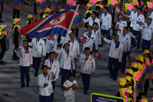 North Korea dispatches athletes overseas to earn substantial amounts of money for the regime, a source in Pyongyang says. File Photo by Terry Schmitt/UPI