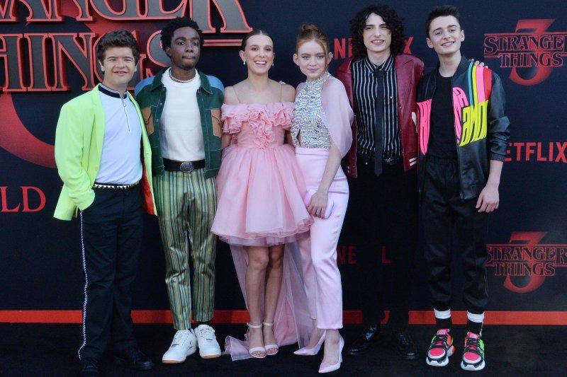 Look: 'Stranger Things': Netflix releases behind-the-scenes