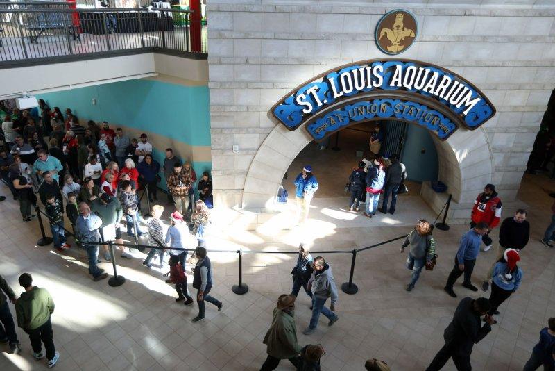 St. Louis opens aquarium in old Union