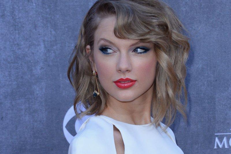 Taylor Swift. UPI/Jim Ruymen