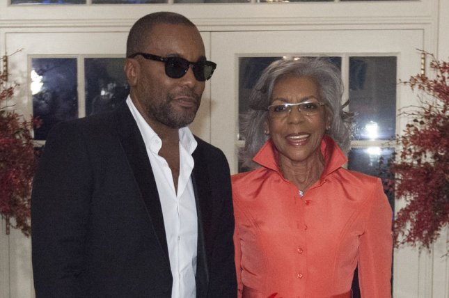 Lee Daniels, seen here with Clara Daniels, issued a public apology to Sean Penn as means to settle a high-profile defamation suit. Pool photo by Chris Kleponis/UPI