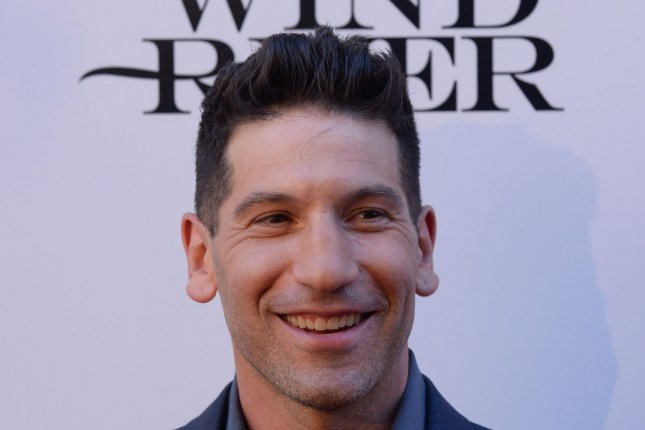 Cast member Jon Bernthal attends the premiere of the motion picture crime thriller Wind River in Los Angeles on July 26. The actor will be seen in the Netflix series The Punisher later this year. File Photo by Jim Ruymen/UPI