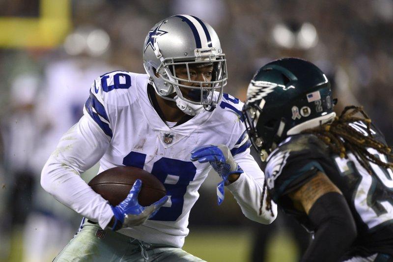 newest 1441c 31908 Dallas Cowboys WR Amari Cooper to miss preseason with ...