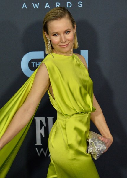 Kristen Bell attends the 25th annual Critics' Choice Awards at Barker Hanger in Santa Monica, Calif., on January 12. The actor turns 40 on July 18. File Photo by Jim Ruymen/UPI