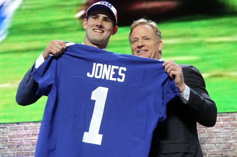 NFL Draft: Minor Leaguer credits anger of Giants' Daniel Jones pick for 3 homer game