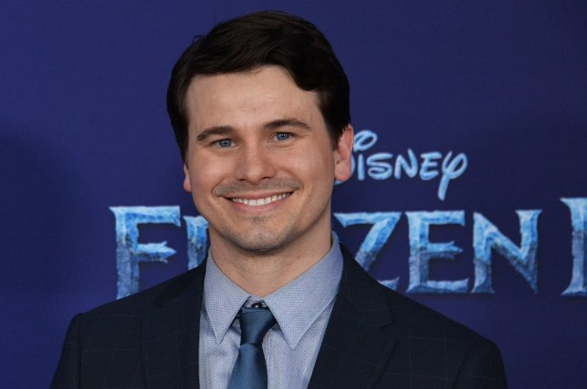 Jason Ritter attends the premiere of Frozen II premiere at the Dolby Theatre in the Hollywood section of Los Angeles on November 7. The actor turns 40 on February 17. File Photo by Jim Ruymen/UPI