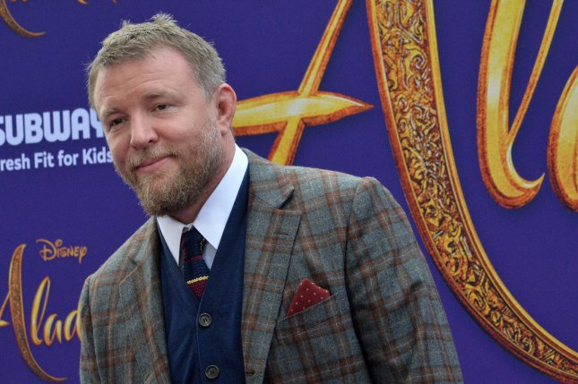 Guy Ritchie attends the premiere of Aladdin at the El Capitan Theatre in the Hollywood section of Los Angeles on May 21, 2019. The director turns 53 on September 10. File Photo by Jim Ruymen/UPI