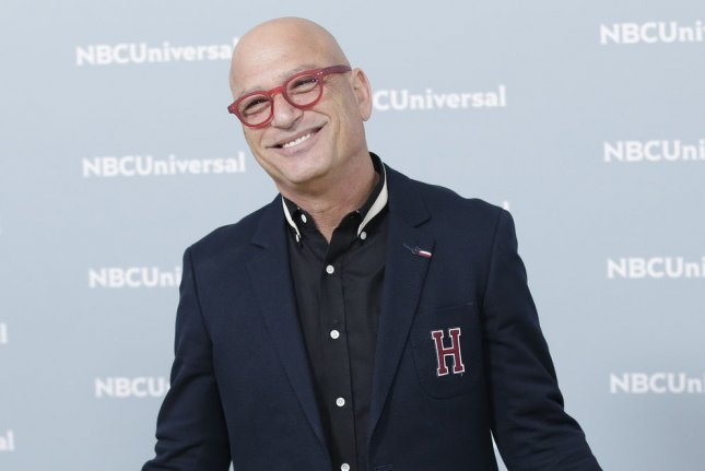 Howie Mandel gave an update after being hospitalized for a health scare. File Photo by John Angelillo/UPI