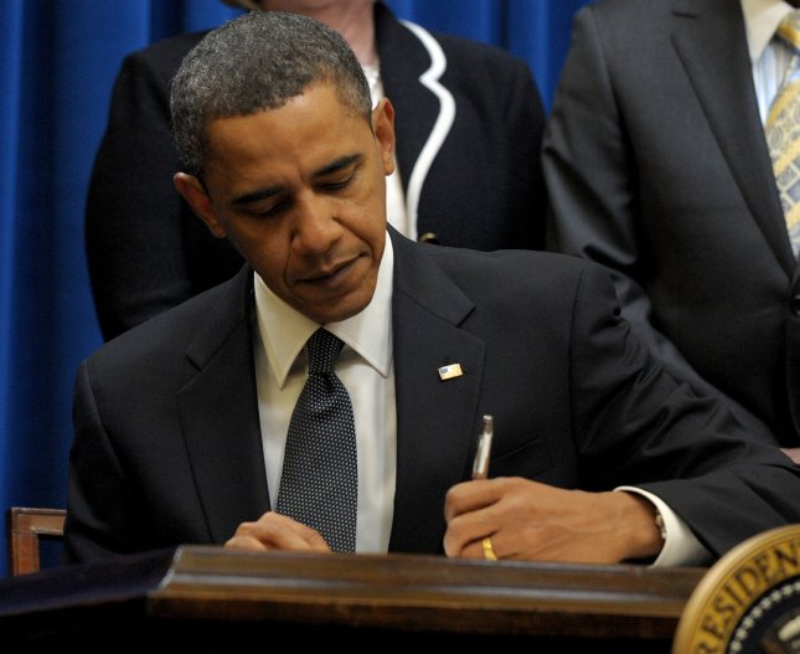 U.S. President Barack Obama UPI/Roger L. Wollenberg