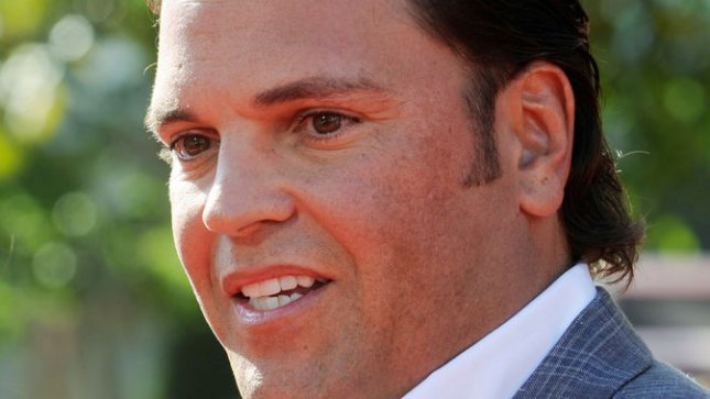 Former MLB player Mike Piazza and guest arrive for the ESPY Awards at Nokia Theatre in Los Angeles on July 11, 2012. UPI/Phil McCarten