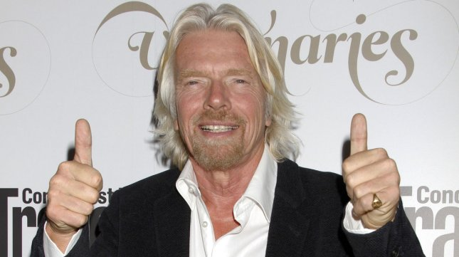 Airline complaint letter gets viral boost from Richard Branson