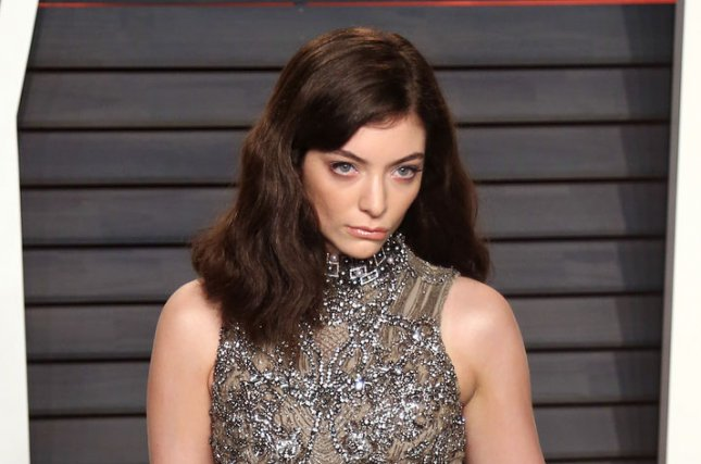 Lorde attends the Vanity Fair Oscar party on February 28. The singer is expected to release the new single Green Light on Thursday. File Photo by David Silpa/UPI