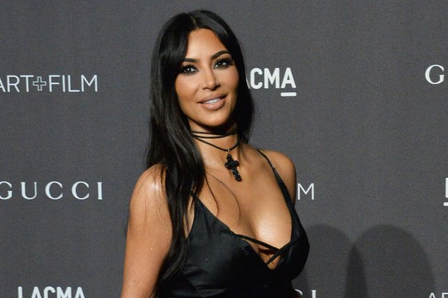 Kim Kardashian said it's uncomfortable for Tristan Thompson to relive his cheating scandal on Keeping Up with the Kardashians. File Photo by Jim Ruymen/UPI