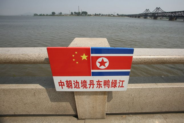 China and North Korea-flagged ships have been transporting North Korean coal despite international sanctions, according to a recent press report. File Photo by Stephen Shaver