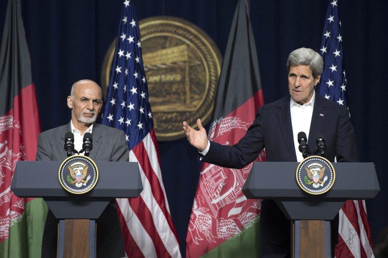 Afghan leaders visit Washington - UPI com