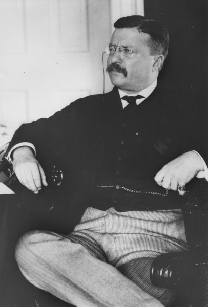 On January 6, 1919, Theodore Roosevelt, the 26th president of the United States, died at the age of 60. UPI File Photo