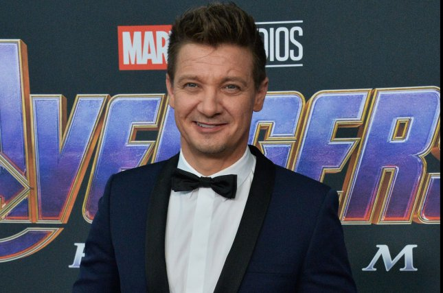 Avengers: Endgame featuring Jeremy Renner is the No. 1 movie in North America for a third weekend. File Photo by Jim Ruymen/UPI