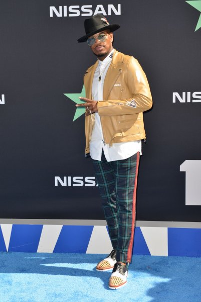 Ne-Yo arrives for the 19th annual BET Awards at the Microsoft Theater in Los Angeles on June 23. The musician turns 40 on October 18. File Photo by Chris Chew/UPI