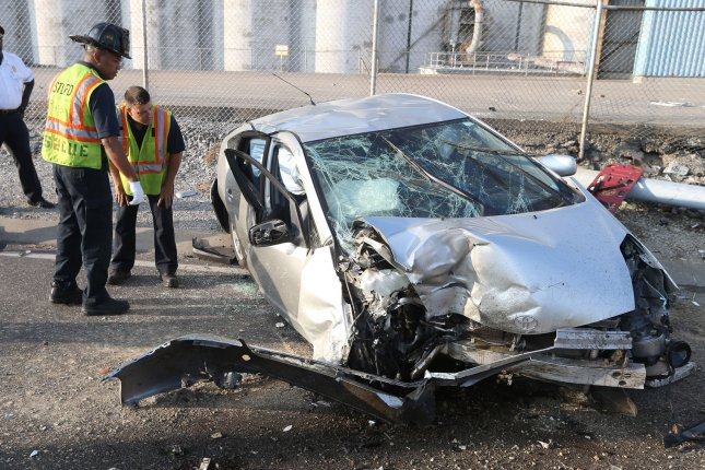 The council's report said road improvements and vehicle safety features contributed to the overall decline in deaths last year. File Photo by Bill Greenblatt/UPI