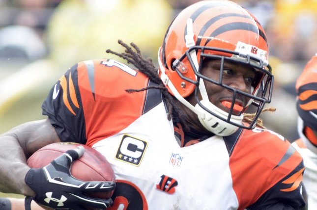 Bengals player Adam Jones lashes out during locker room interview