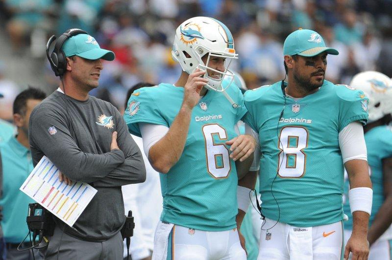 Miami Dolphins Week 8 report card: Head coach Adam Gase blasts ...