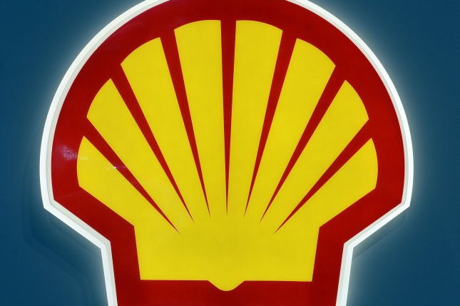 Royal Dutch Shell said the share sales from a Canadian oil and gas producer will help it pay down some debt. File Photo by Brian Kersey/UPI