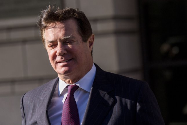 Former Trump campaign manager Paul Manafort is expected to appear in court Friday over a request by special counsel Robert Mueller who seeks to have his bail revoked. File Photos by Kevin Dietsch/UPI