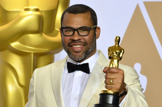 Jordan Peele will be honored with the John Schlesinger Britannia Award for Excellence in Directing at the BAFTA Los Angeles Britannia Awards. File Photo by Jim Ruymen/UPI