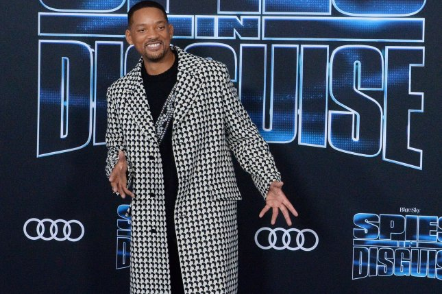 Will Smith's Bad Boys For Life is the No. 1 movie in North America for a third weekend. File Photo by Jim Ruymen/UPI