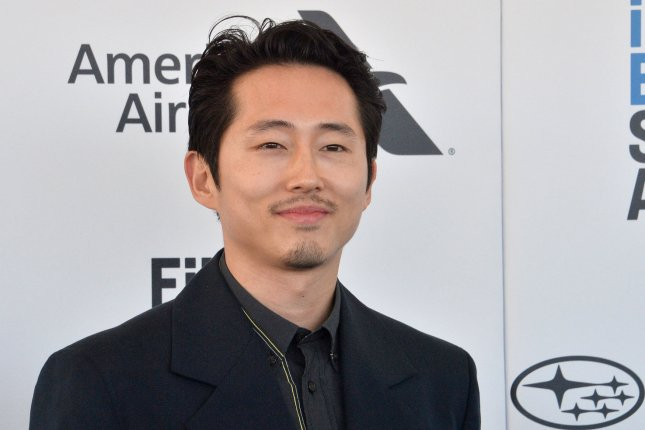 Steven Yeun's animated series Invincible has been renewed for two more seasons. File Photo by Jim Ruymen/UPI