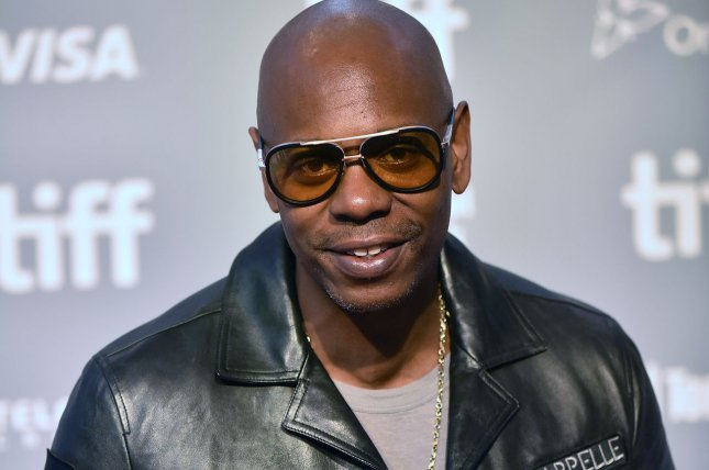 Radio City Music Hall reopened Saturday with a screening of a documentary about comedian Dave Chappelle. File Photo by Christine Chew/UPI