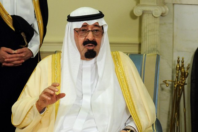 Saudi King Abdullah, pictured in 2010. (UPI/Roger L. Wollenberg)