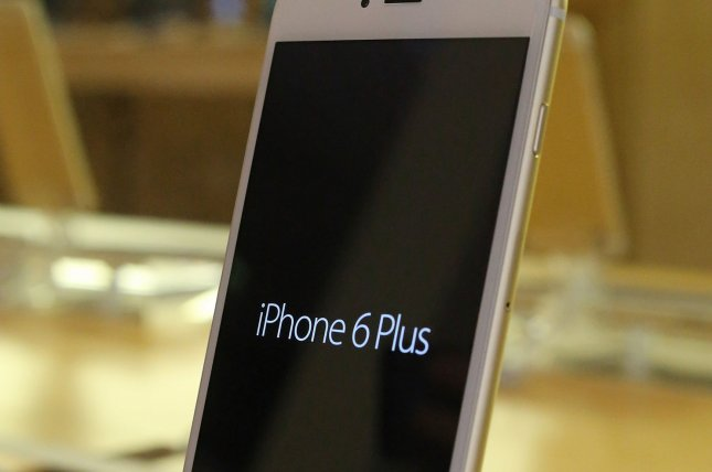 Apple announced a recall of a small percentage of iPhone 6 Plus devices due to a glitch in the iSight camera that makes photos blurry, the company said. File Photo by David Silpa/UPI
