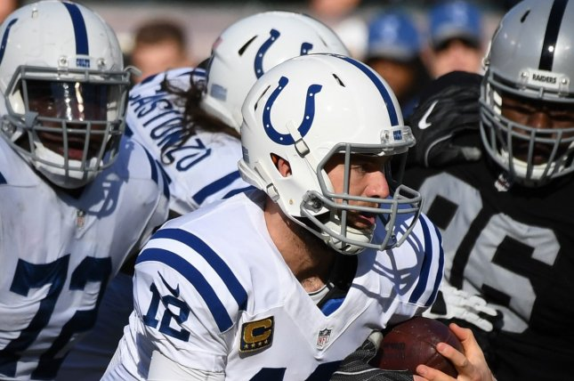 Indianapolis Colts End Year With A Little Andrew Luck Vs. Jacksonville  Jaguars