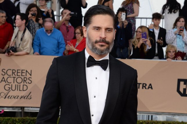 Joe Manganiello attends the 22nd annual Screen Actors Guild Awards on January 30, 2016. In a new interview with RI Magazine, Manganiello discusses his role as villian Deathstroke in The Batman and how he is preparing for the film. File Photo by Jim Ruymen/UPI