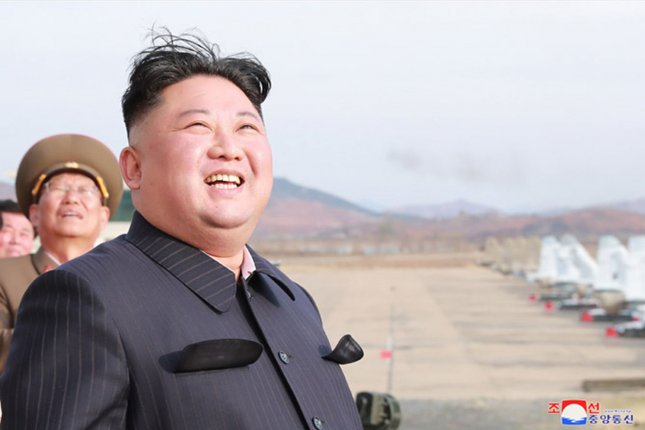 Kim Jong Un could be traveling to Russia next week, according to multiple press reports. Photo by KCNA/UPI