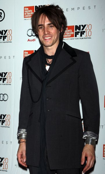 Reeve Carvney arrives for the 48th New York Film Festival Premiere of The Tempest at Alice Tully Hall at Lincoln Center in New York on October 2, 2010. UPI /Laura Cavanaugh