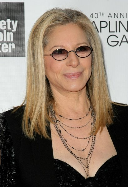 Barbra Streisand arrives at the 40th Annual Chaplin Award Gala where she is being honored on April 22, 2013 in New York City. Streisand's remake of Gypsy has been put on hold after distributor STX backed out. File Photo by Monika Graff/UPI